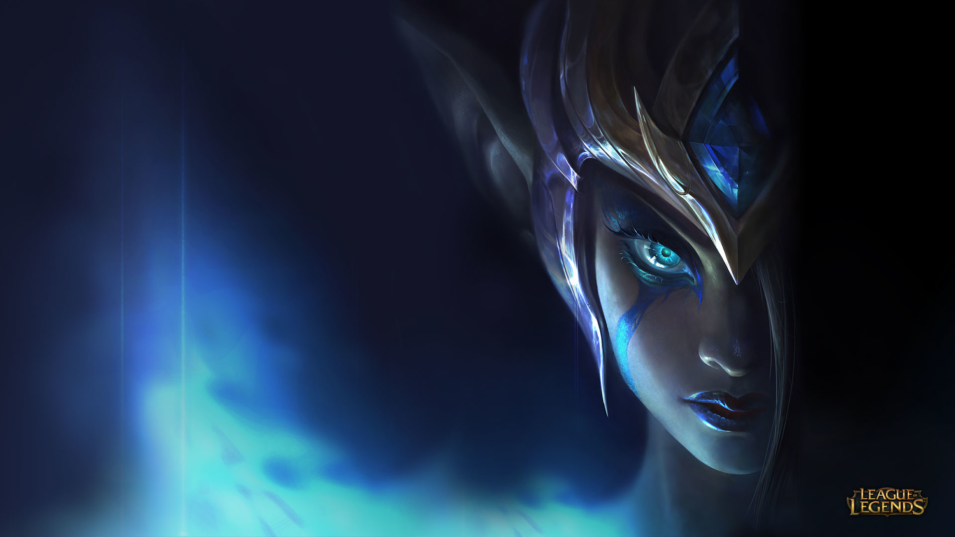 Victorious Morgana includes New Model bluegold style with awesome gold quality textures New set of amazing bluegold particles that make this skin the best one for morg so far