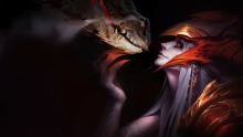 Shyvana - Fan art