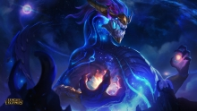 Aurelion Sol - Splash Art