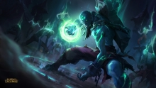 Zombie Ryze - Splash art
