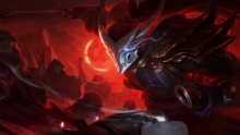 Bloodmoon Yasuo - Splash art